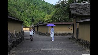 JG 4K 福井 朝倉一乗谷(特別史跡,特別名勝) Fukui,Asakura Ichijodani(Special Historic Site,Special Scenic Beauty)