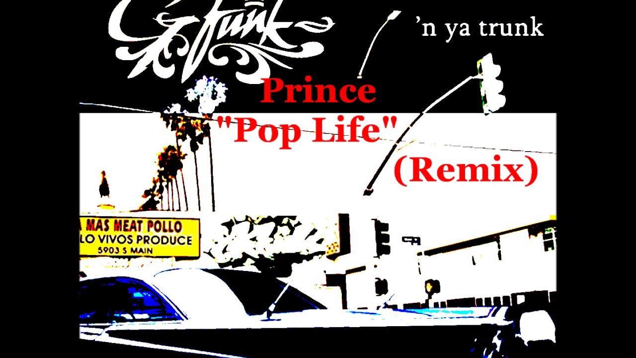 Pop Life (Prince song)