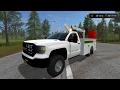Farming Simulator 17 2016 Silverado 3500HD Plow Truck Mod