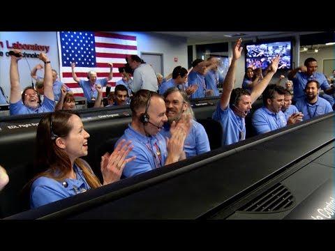 La NASA necesita plata
