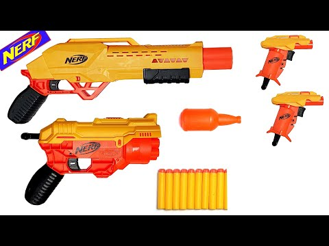 AWESOME NERF BLASTER SET For Only $20!