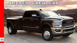 2019 Ram 3500 Limited Crew Cab Truck