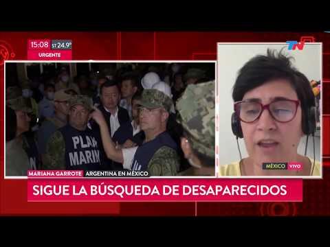 Terremoto en México: El testimonio de una argentina