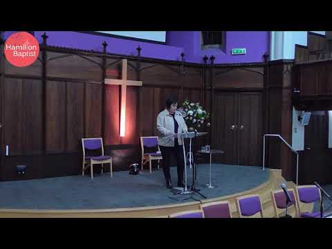 HBC 20th October 2019 PM: Scott Hamilton, Harvest Bible Chapel