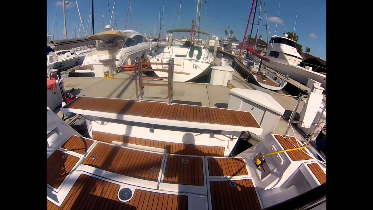 Beneteau Oceanis 45 for Sale, walk through video