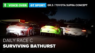 GT Sport Survival Guide: Bathurst in Daily Race C with a GR.3 Car