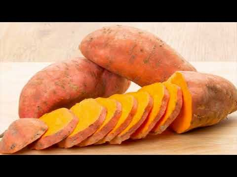 Natural Home Treatment For Cervical Cancer Is Sweet Potatoes- How To Use