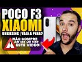 POCO F3 Artic White 8GB RAM 256GB ROM | Unboxing