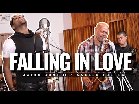 FALLING IN LOVE / ME APAIXONAR - Angelo Torres e Jairo Bonfim