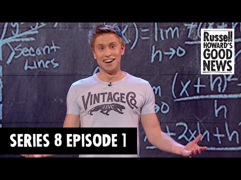 Russell Howard's Good News - Series 8, Episode 1
