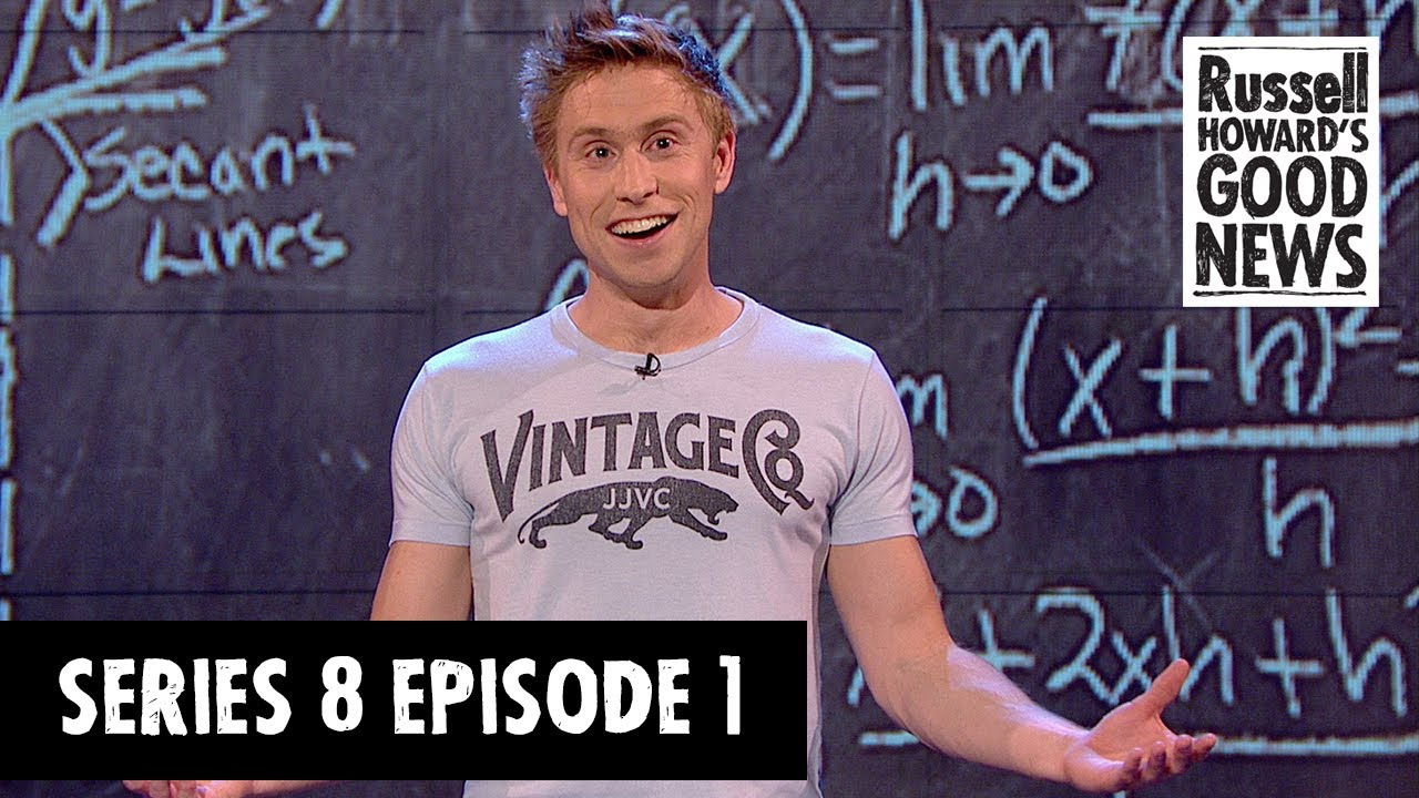 Download Russell Howard's Good News - Series 8, Episode 1