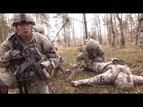 Military | 1st Brigade Combat Team Live Fire Training