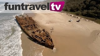 Fraser Island, Queensland Australia , a must do experience Part 2/3