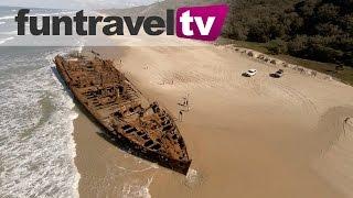 Fraser Island, Queensland Australia , a must do experience Part 2/3