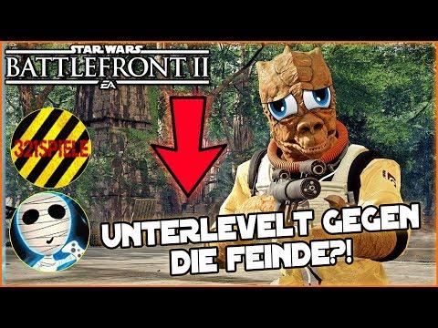 Unterlevelt gegen die Feinde?! - Star Wars Battlefront II together - 321Spiele & Tombie Lets Play thumbnail