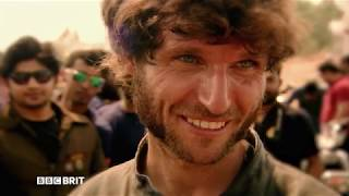 Guy Martin w Indiach w BBC Brit