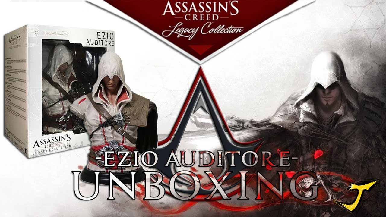Assassin's Creed Legacy Collection - Ezio Auditore ...