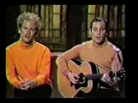Simon & Garfunkel - Feelin' Groovy, Homeward Bound & Overs
