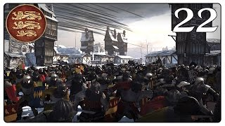 THE MARCH ON PARIS - 1078 Medieval Wars Campaign (Attila) #22