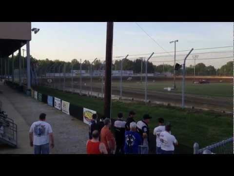 Sharon Speedway 05.19.12 - Bolland Sets New Track Record [15.919 sec]