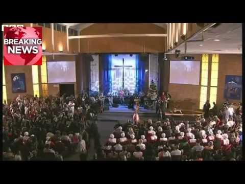 BBC News - President Zuma and Winnie Mandela attend memorial service
