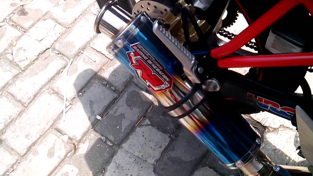 Exhaust R9 Valencia Cb 150 R Streetfire By Hironimus Dachi Knalpot Assen Kawasaki Bajaj Pulsar 200ns Full System