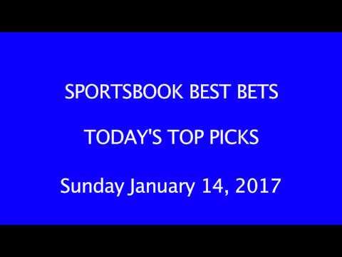 Sportsbook Best Bets | NFL & NBA | Sunday January 14, 2016