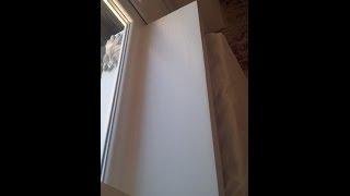 Реставрация подоконника. Быстро. Дешево. Красиво.(В этом видео показано как можно отреставрировать бетонный подоконник своими руками не затрачивая много..., 2013-12-25T20:23:02.000Z)