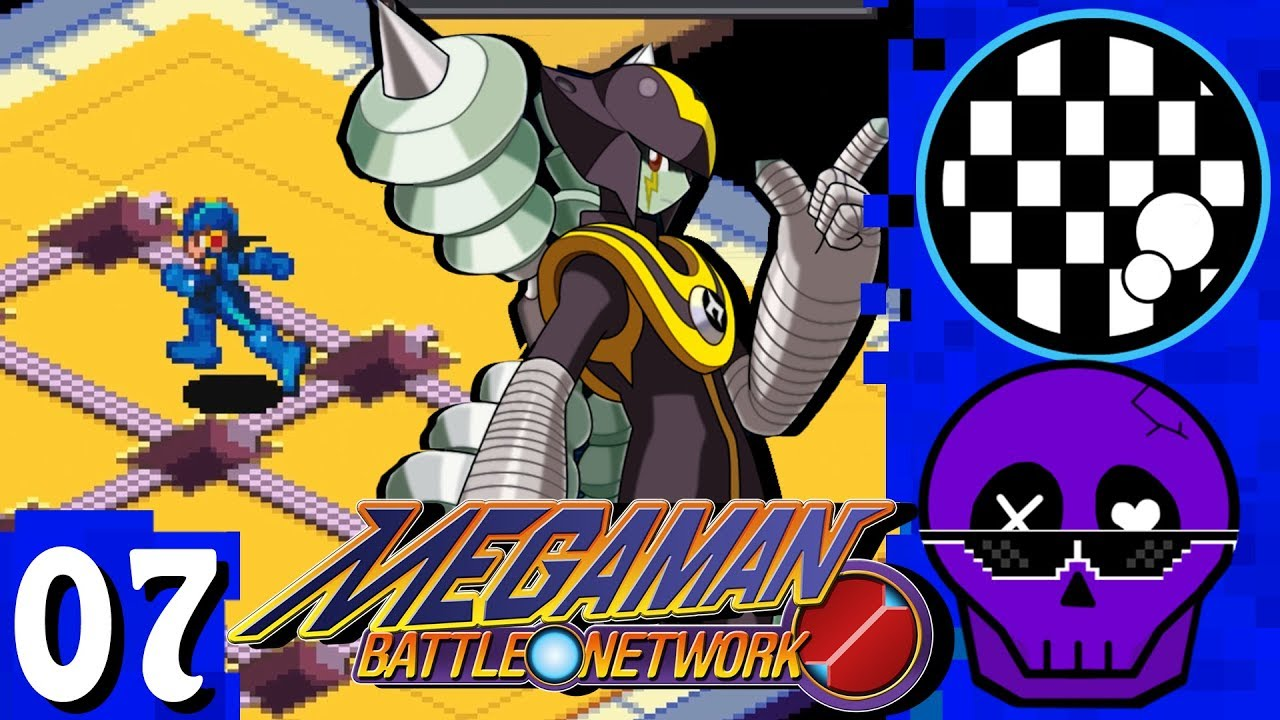 Megaman Battle Network | PART 7 | w/Trevor