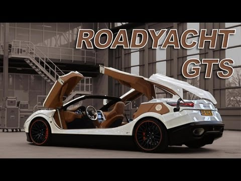 Savage Rivale Roadyacht GTS: Driving a Daydream - YouTube