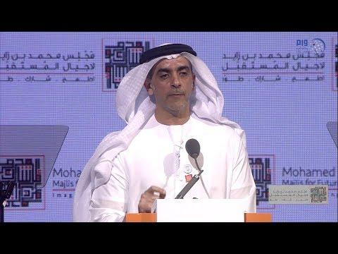 """سيف بن زايد يتحدث للشباب ويلقي الضوء على """" المعادلة الإماراتية للريادة و..."""