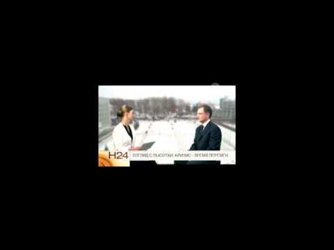 Взгляд с высотки 03.02.15  Шевелев  (РЕН ТВ-Архангельск, NordLive)