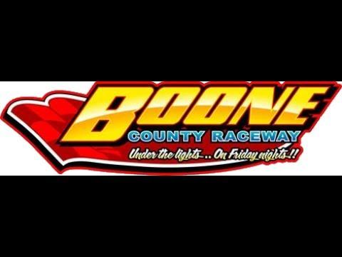 Boone County Raceway 6 23 17