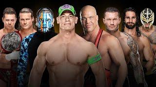 WWE 2K19 - 1st Round WWE World Cup Match