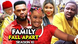 FAMILY FALL APART SEASON 10 - (Trending Movie HD) 2021 Latest Nigerian Nollywood Movie Full HD