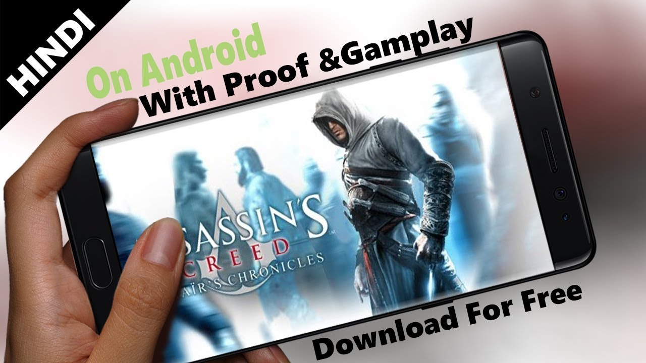 (120mb)Assassins Creed Altairs Chronicles Apk+Data(Highly compressed)  #Smartphone #Android