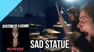 "System of a Down - ""Sad Statue"" drum cover by Allan Heppner"