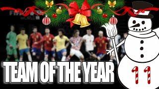 MEIN TEAM OF THE YEAR 2018! - Adventskalender #11