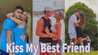 Kiss My Best Friend 💑 Sweetest Couple🍒🌶 Tiktok compilation July 2021