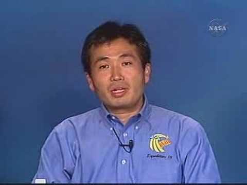 Koichi Wakata:3若田 光一