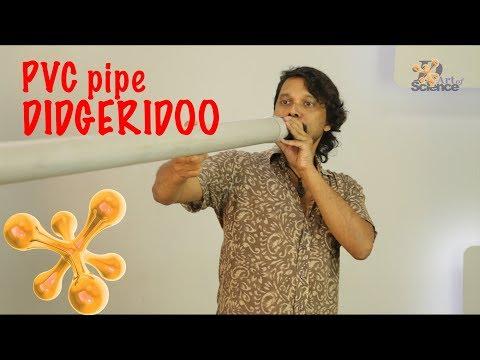 How To Make Music From PVC Pipe? | Didgeridoo | DArtofScience