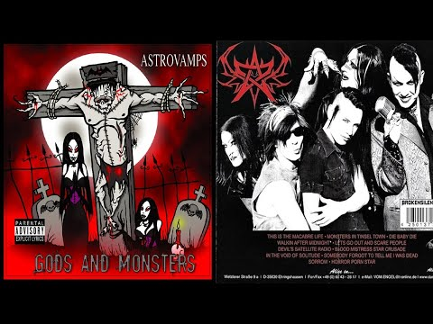 Astrovamps - Gods And Monsters (Full album) [2007]