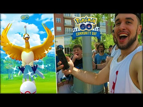 FIRST EVER SHINY WEATHER-BOOSTED HO-OH CAUGHT IN POKÉMON GO! (MAY COMMUNITY DAY)