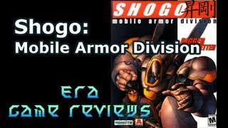 Era Game Reviews - Shogo: Mobile Armor Division PC Game Review