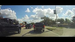 Driving around Fort Meade, Florida