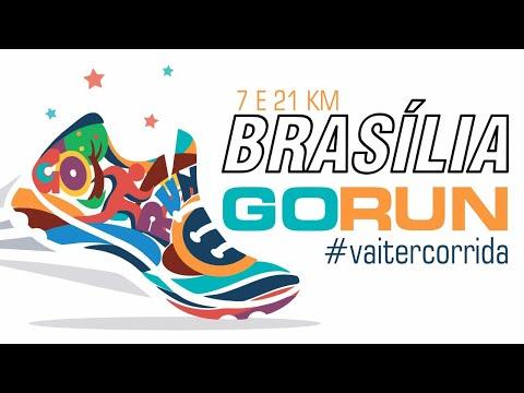 BRASÍLIA GO RUN.!  07 e 21km
