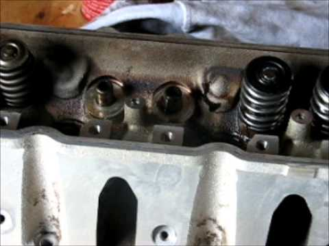 Cherokee For Less >> LS1 Valve Spring Swap - DIY drill press method - YouTube