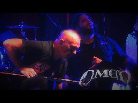 """OMEN """"BATTLE CRY"""" fighting live at An club-Athens 4K"""