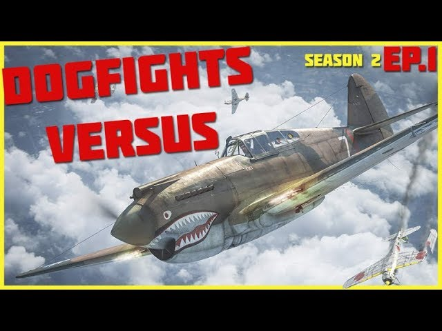 How the Flying Tigers Defeated the Japan's New Ki-43 Fighter Using Outdated P40s | DFV - S2E1