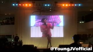 Young JV - Tanong - Maja Unveils @ 10 Finale